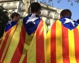 La Diada de la cadena humana: miles de personas presionarán ante los ojos de todo el mundo para exigir la independencia