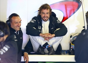 Alonso: 'No me juego nada, quiero un coche para ser campeón del mundo el año que viene'