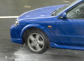 Arval recomienda evitar frenadas violentas en la conducción durante la época invernal