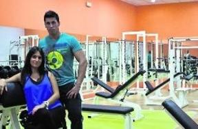 David y Cristina: Emprendedores de fondo y con mucho músculo