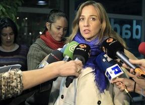 Tania Sánchez dice que no sabía que su hermano era administrador de la empresa que contrató con Rivas