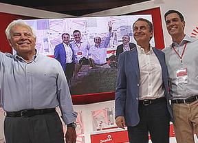 Guerra entre generaciones del PSOE: Pedro Sánchez le enmienda la plana a Felipe González