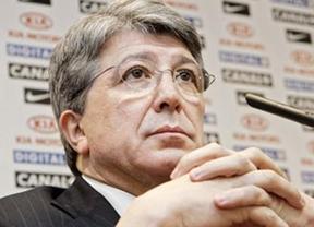 Cerezo se hace del Eurovegas FC: dice que el 'megacasino' será bueno para Madrid y para el Atleti