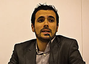 Alberto Garzón sigue dando pasos para sustituir a Cayo Lara como líder de IU