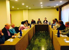 Juan Ávila (PSOE) se compromete a abordar la movilidad en el Casco antiguo de Cuenca