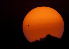 El tránsito de Venus se despide hasta el año 2117