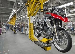 BMW Motorrad logra un récord de ventas en enero, con 6.263 unidades, un 15,2% más