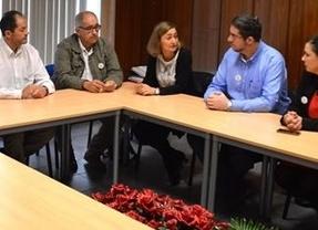 Mari Luz Rodríguez promete a los trabajadores un marco regulatorio que asegure el futuro de Elcogas