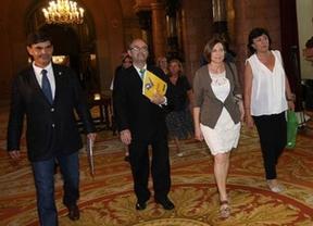Hacienda reclama a la Asociación Nacional Catalana (ANC) toda la información fiscal de los últimos 4 años