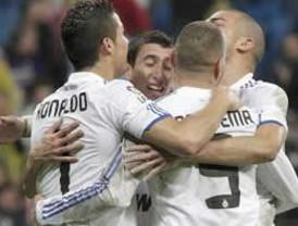 Real Madrid propina goliza de 8-0 al Levante en la Copa del Rey