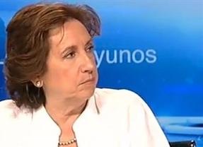 Victoria Prego, ingresada en el HUCA tras sufrir ictus