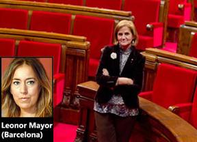 La presidenta del Parlament expulsa a un grupo de visitantes por aplaudir al PP y Ciutadans