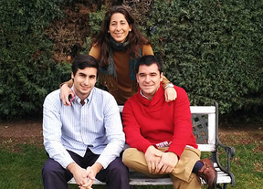 Jorge, Beatriz y Juan Carlos:
