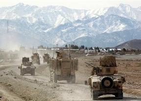 Rajoy confirma que no sacará a las tropas de Afganistán antes de 2014