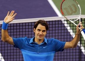 Federer se confirma como 'bestia negra' de Ferrer y ya está en semifinales