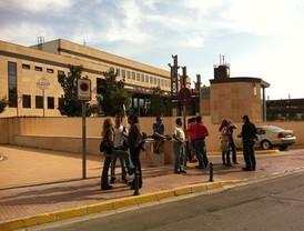 Pasan a disposición judicial el exalcalde y otros dos detenidos en Ronda