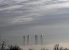 El Barça no puede aterrizar en Madrid por la intensa niebla