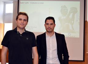 José Luis García y Alejandro González crean ydray.com, la startup que surgió en la universidad