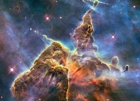 El telescopio Hubble cumple 25 años