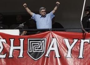 Un paso adelante en Grecia para acabar con los radicales de ultraderecha: detenido el líder de Amanecer Dorado
