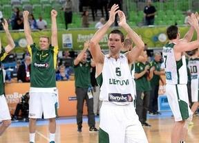 Lituania gana a Croacia (77-62) y se mete en la final del Eurobasket