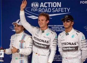 Rosberg se impone a Hamilton en Brasil y Alonso acaba sexto