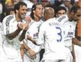 El Madrid peleó el empate contra el Lyon (2-2)