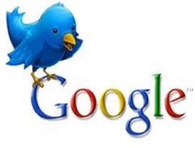 Google rechaza intención de comprar Twitter