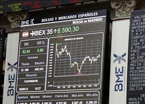 El Ibex cierra en positivo (0,44%) y Bankia recupera lo que perdió el jueves (23,49%)