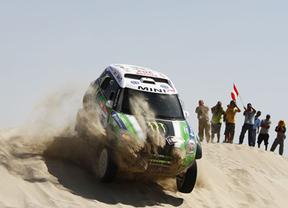 Dakar 2012 terminó según lo previsto: Despres en motos, Peterhansel en coches