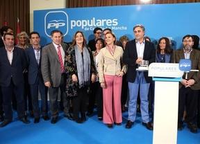 Cospedal pide a Ciudadanos, sin citar a la formación, que apoye al PP en Cuenca