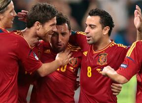 Del Bosque deshoja la margarita: Xabi y Xavi seguirán en La Roja...