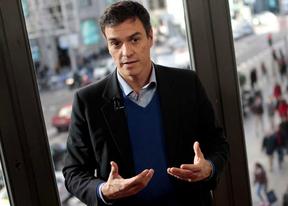 Pedro Sánchez presenta su alternativa económica a los asesores de Obama en la Casa Blanca y al FMI