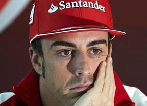 Alonso, que dejará Ferrari, no desvela su futuro en 2015 pero tiene claro que no