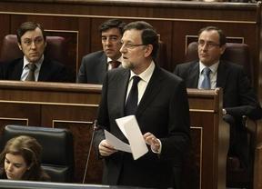 En plena precampaña, sesión de control más que tensa para  Rajoy por el 'caso Rato'