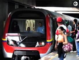 Nuevos trenes del Metro iniciaron sus operaciones
