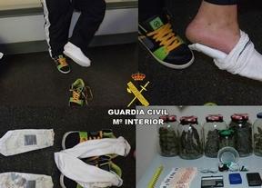 Desarticulada una red de tráfico internacional de drogas con seis detenidos en Ciudad Real