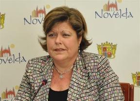El PP valenciano suspende de militancia y funciones a la alcaldesa de Novelda, Milagrosa Martínez