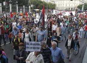 Madrid, a la cabeza de las capitales europeas con mayor cantidad de manifestaciones