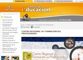 Este lunes se abre la plataforma virtual del Centro Regional del Profesorado