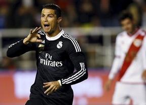 Competición desautoriza al árbitro del Rayo-Madrid y quita la tarjeta que le mostró a Ronaldo y le impedía jugar ante el Eibar