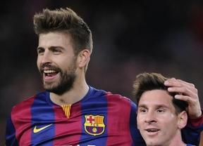 Piqué enciende la mecha: 'El Barça estaría encantado de ceder el Camp Nou al Real Madrid'