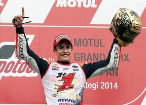 Márquez ya es campeón del mundo, y su hermano Alex y Rabat se acercan