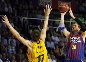 Los culés vencen en Canarias y disputarán su séptima final consecutiva ante el Madrid (62-84)