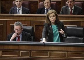 Sáez de Santamaría defiende el recorte del número de diputados en las Cortes de Castilla-La Mancha