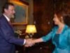 Rajoy prometió que buscará la mejor de las relaciones con Argentina