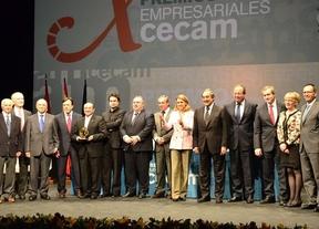 CECAM entrega sus X premios empresariales