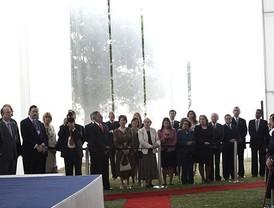 """Príncipe de Asturias destaca """"progreso creciente"""