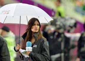 Twitter se ceba con Sara Carbonero por sus comentarios futboleros