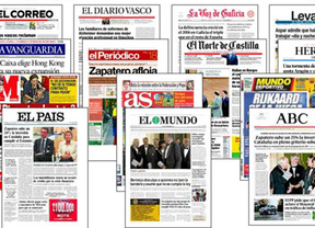 Noviembre, mes 'horribilis' para los medios de comunicación españoles